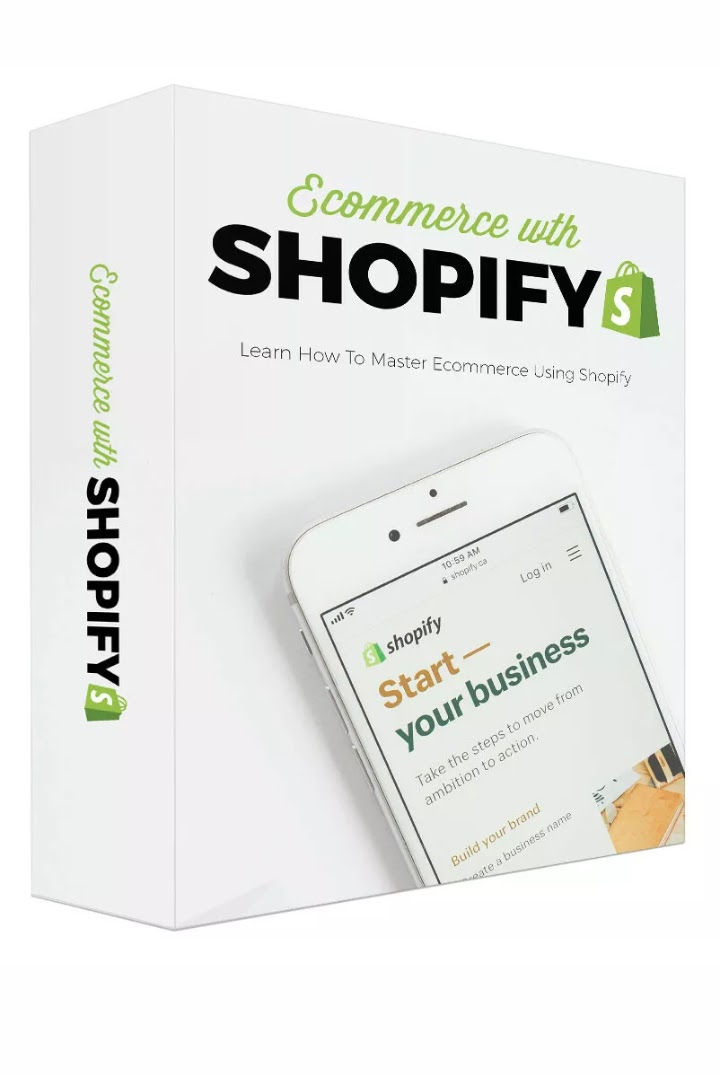 Ecommerce With Shopify Ebook PDF