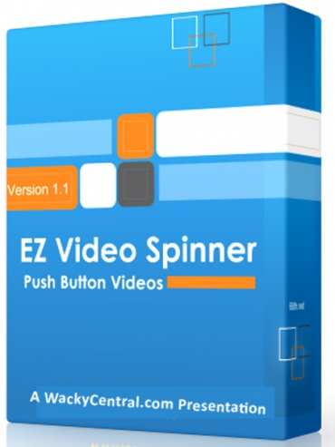 Easy video spiner is The Best Software