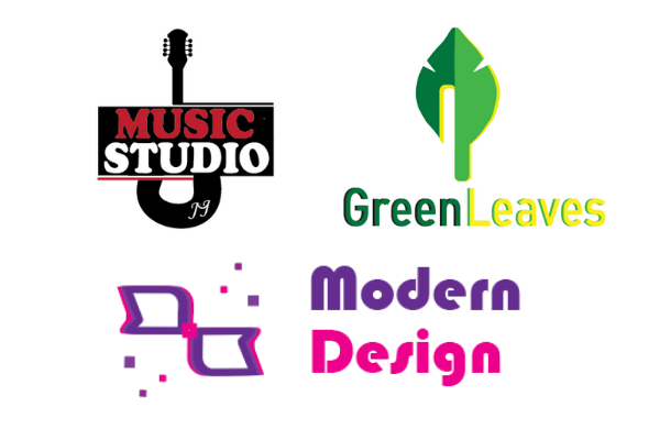 I will do 5 creative logo concepts for you