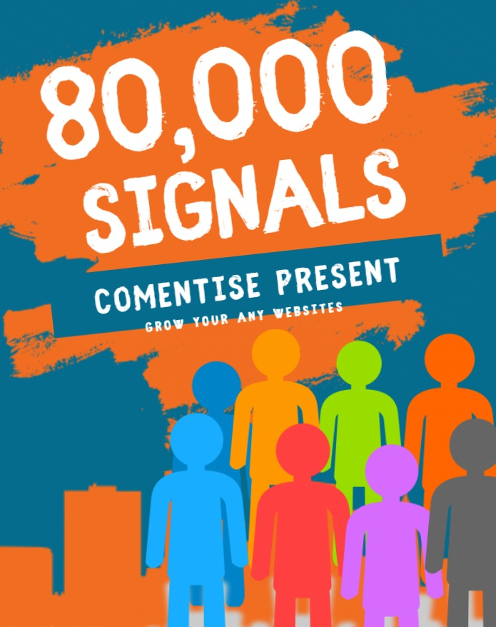 Seo PBN 80,000 Social Signals Traffic For Ranking Your Any Sites
