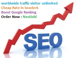 Amazing 400,000 worldwide traffic real safe Boost visitor google ranking PBN SEO website impression