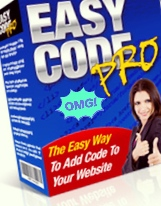 Easy Code Pro- This software boosting your website and earn money more.