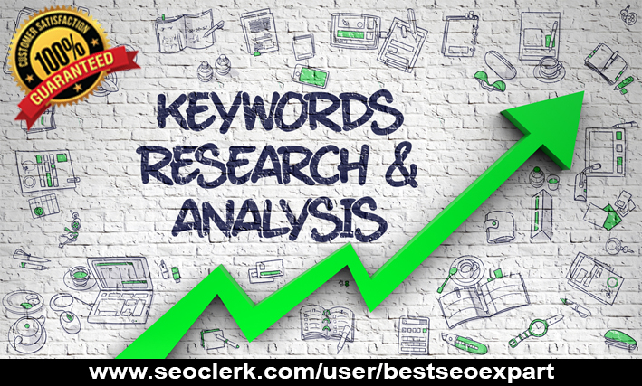 I Will Find Profitable Keywords for your Business Website Fast