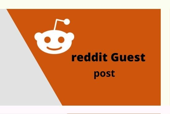 I will Promote your website by 3 high Quality reddit guest post