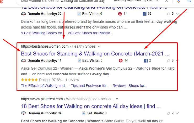 Google 1st page rank- with Monthly white-hat link building