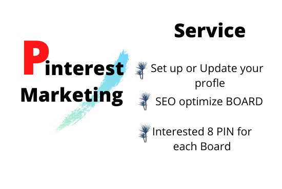 Setup or Update your Pinterest profile with SEO Optimized Board with SEO friendly PIN