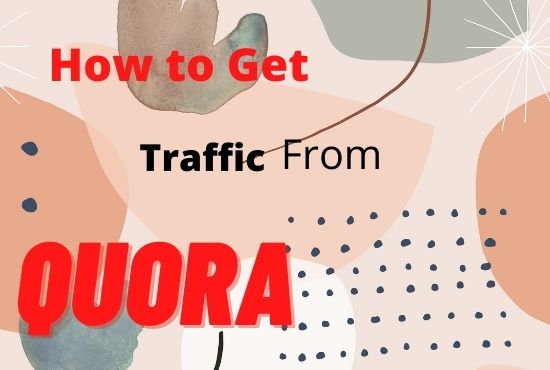 Get 20 high quality quora answers for your website