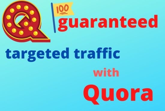 Submit 50 HQ quora answer with baclink.