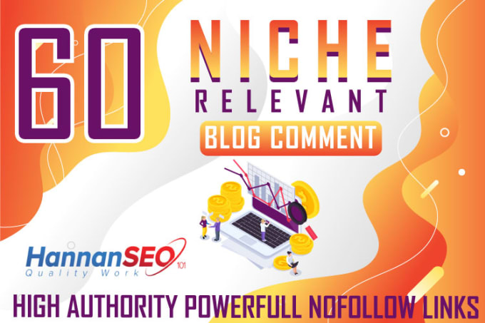 i will provide 60 super dofollow blog comment on high da pa links