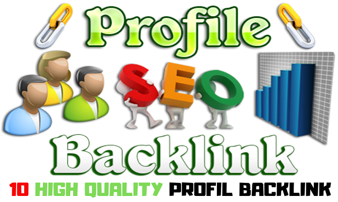 I will create 5k high quality SEO profile backlinks for google top ranking