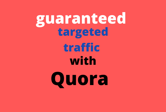 Promote Your Site Through 10 HQ Quora Answer