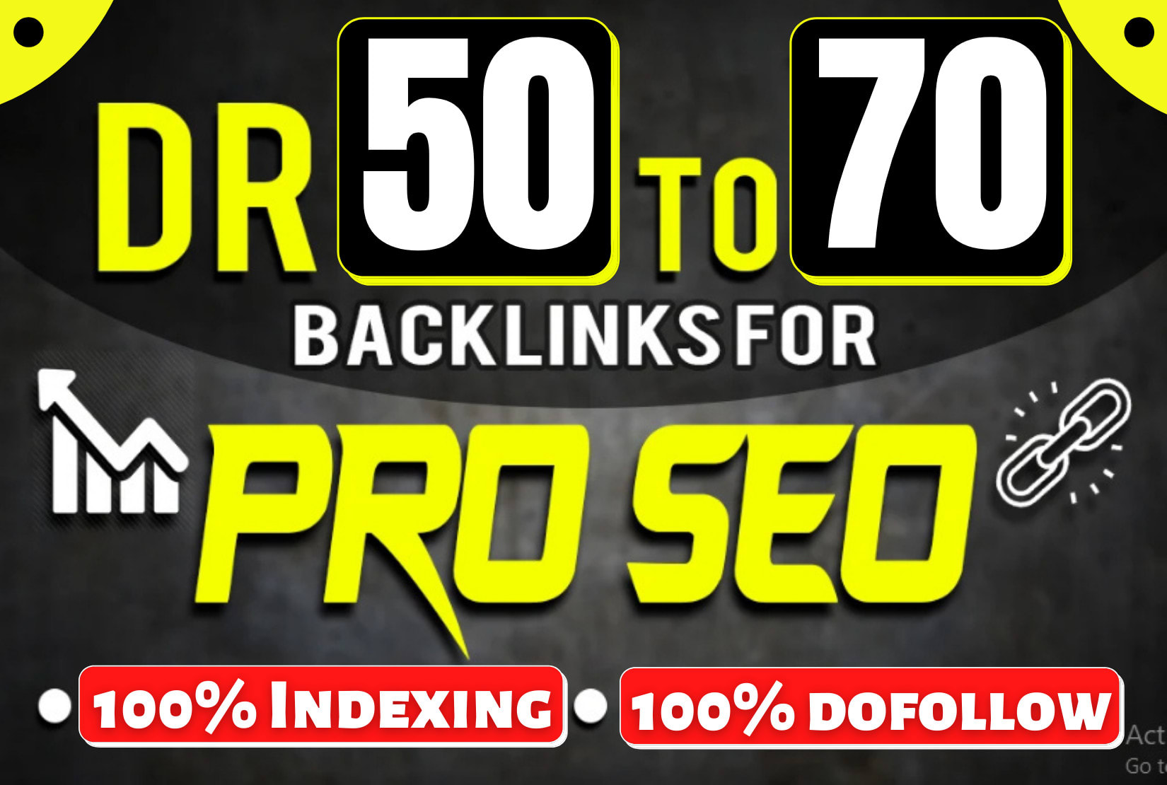 Get 100 PBN DR 50 to 70 home page high quality permanent Do follow backlinks