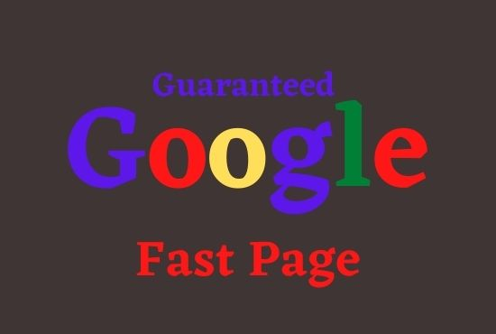 I will ranking your website google 1st page guaranteed.