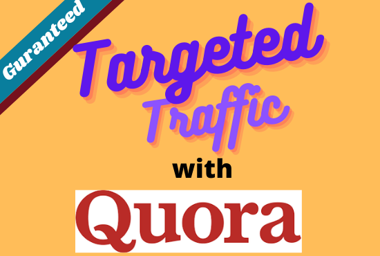 I will provide 40 Quora Answer with Backlink for your website's