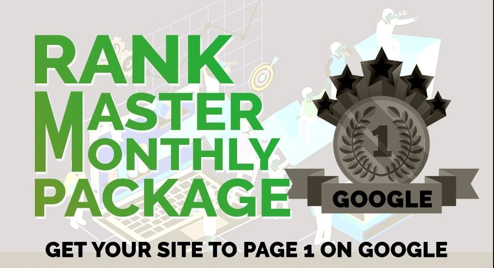 I Will DO Search Engine Optimization For Your Website Rank On Google First PAGE