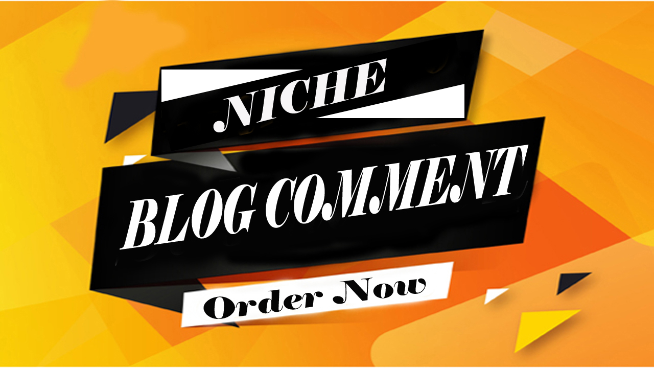 50 niche relevant blog comments links best for SEO ranking