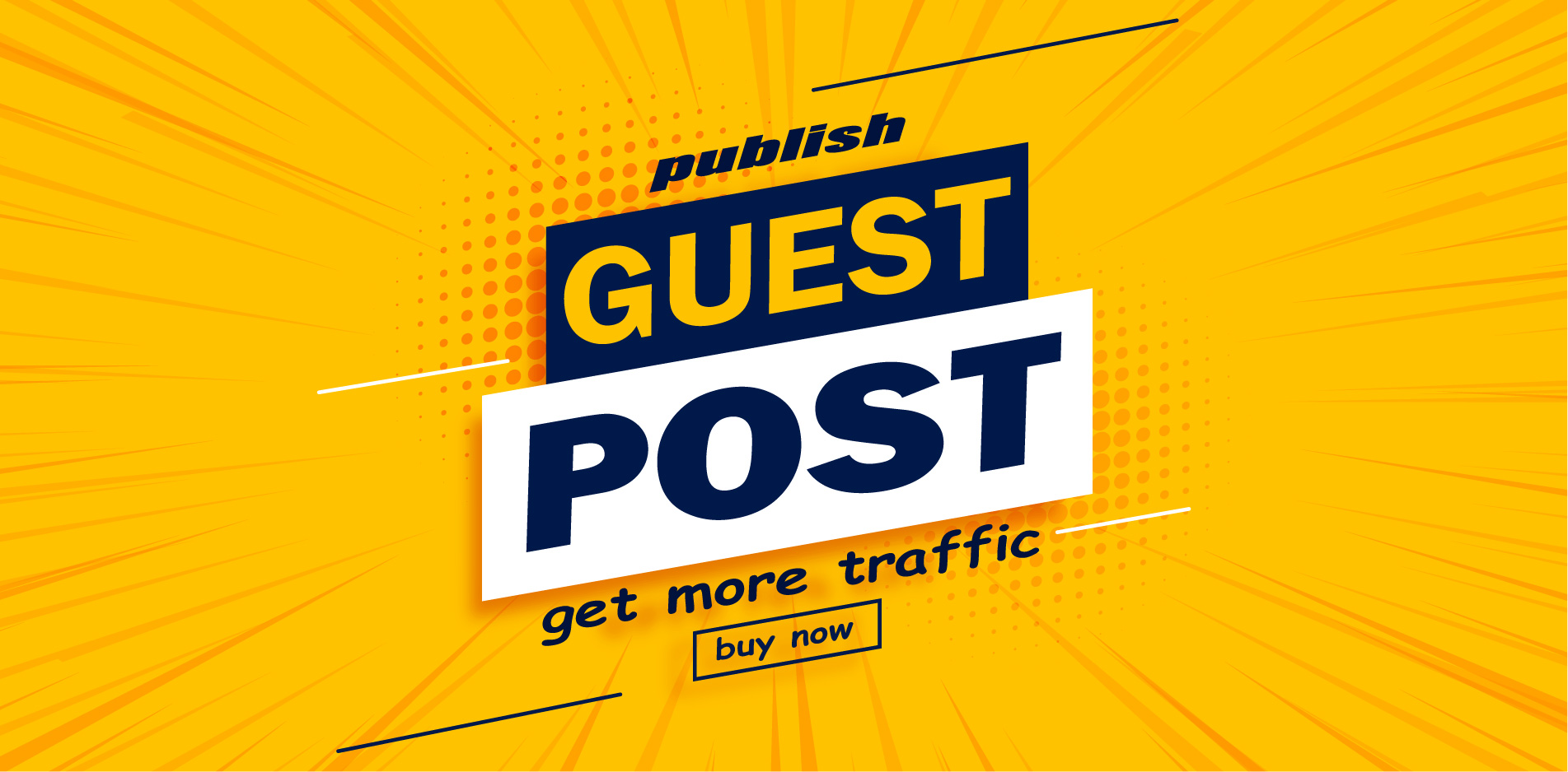 Publish 10 Guest Post on high authority site