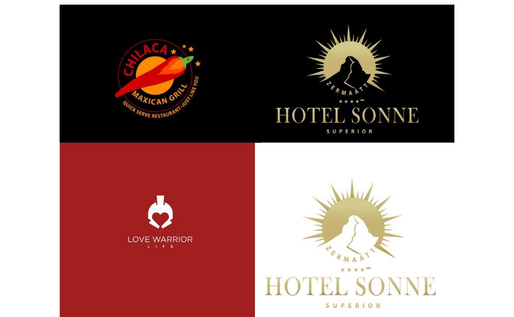 do unique and creative logo design