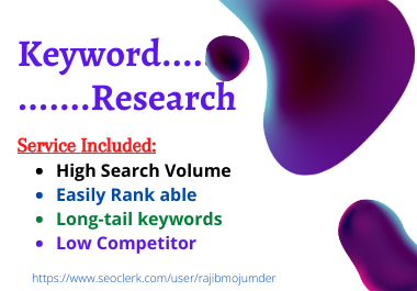 I'll do Micro Niche Keyword Research for Friendly SEO