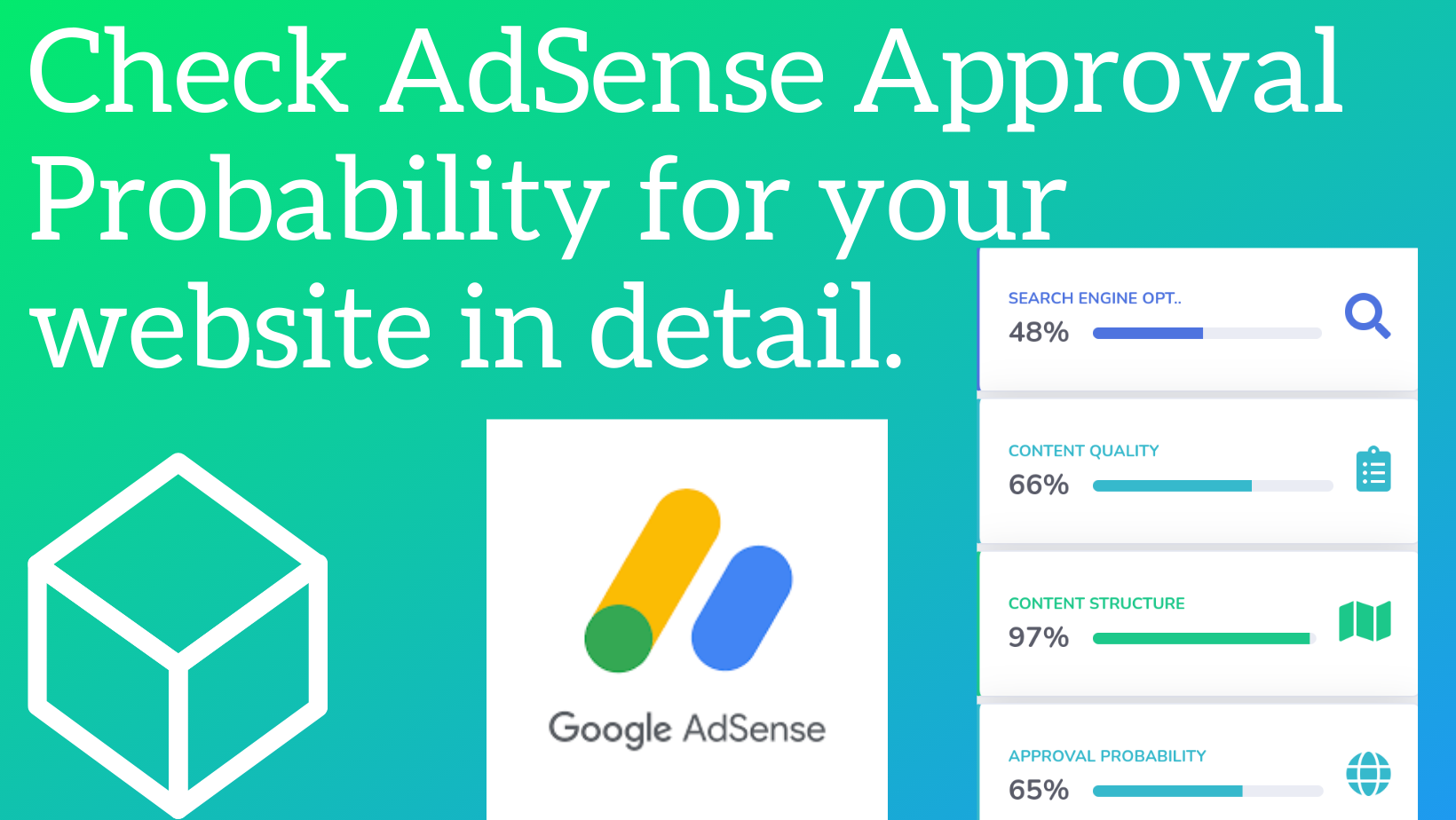 Check AdSense Approval Probability for your website