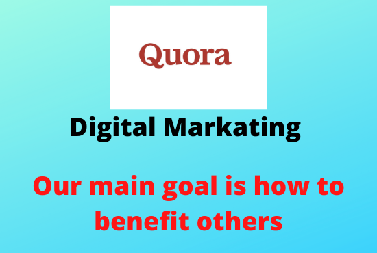 Certainty your website with 20 Quora answer