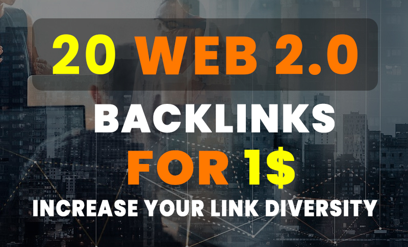 20+ Web 2.0 Backlinks for Casino, Gambling and Poker site to Increase Domain Authority