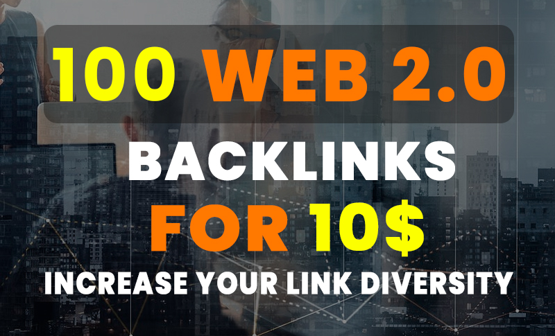 100+ Web 2.0 Backlinks for Casino,  Gambling and Poker site to Increase Domain Authority