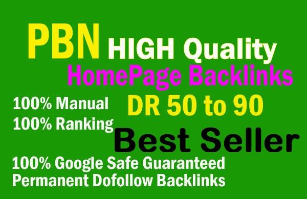 10+ PBN Backlinks Main Domain High DA 50 to DA 70 dofollow authority backlinks for seo