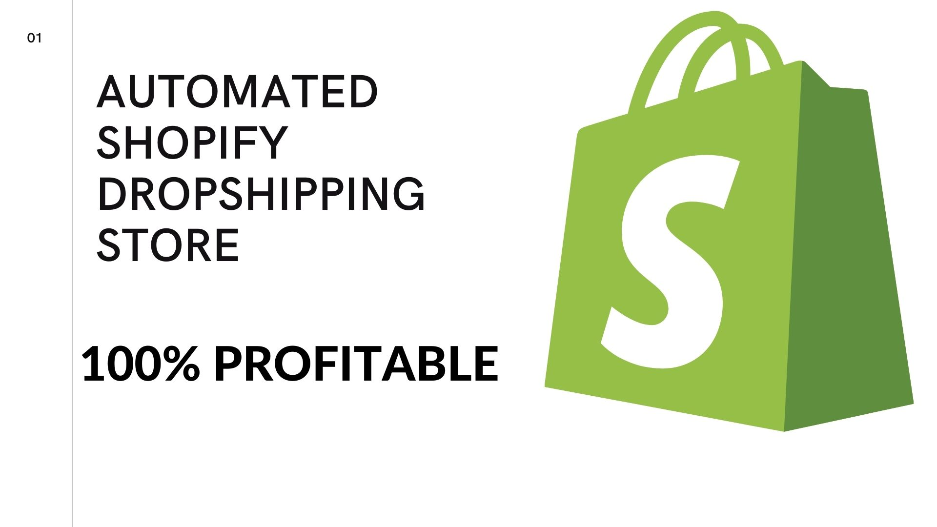 Build shopify dropshipping store,  shopify website