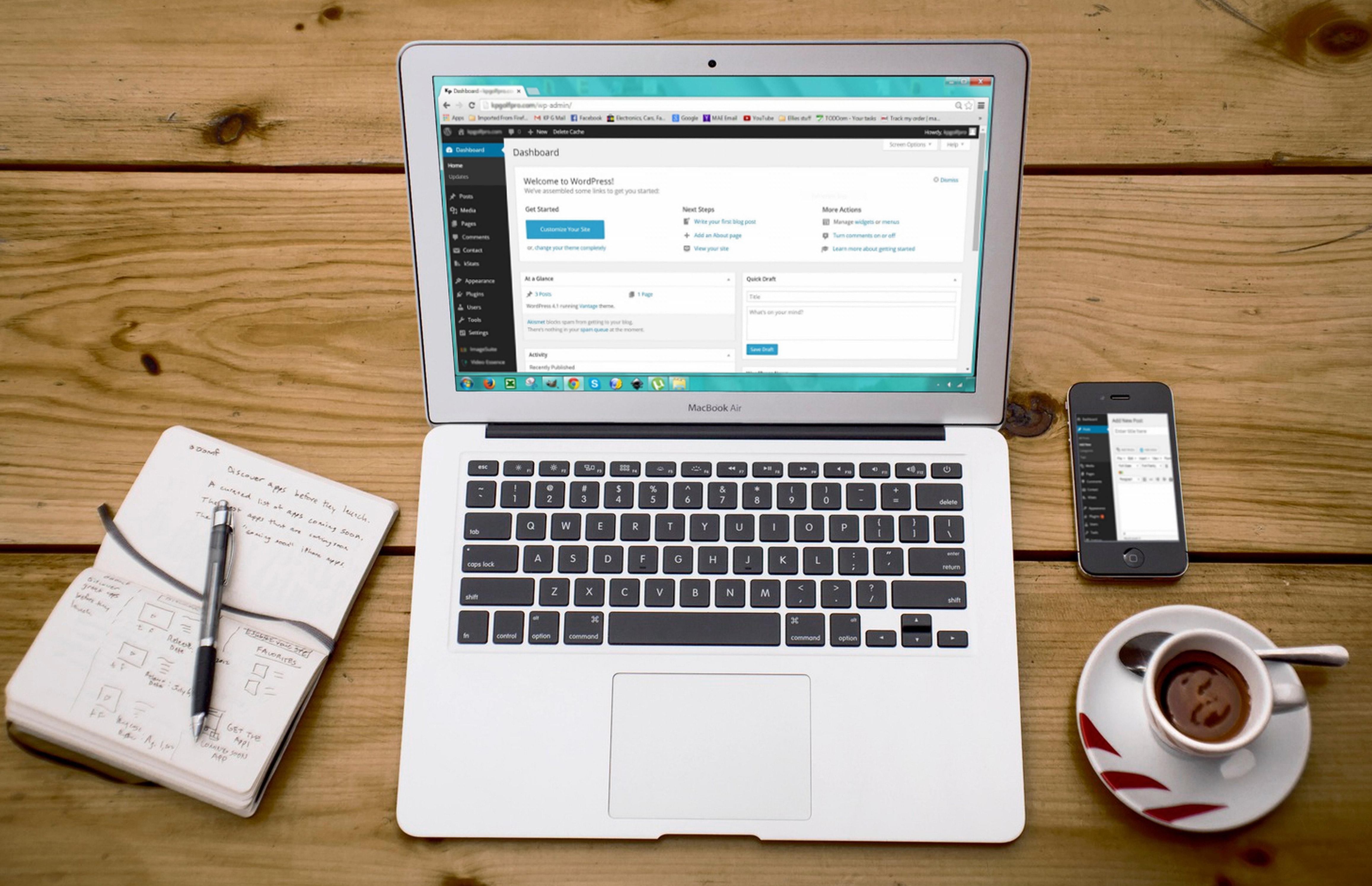 High Quality Informative Wordpress Website Design