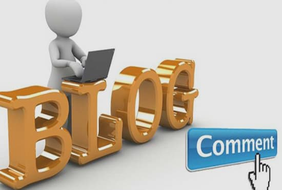 I will provide 300 dofollow blog comments seo high backlinks