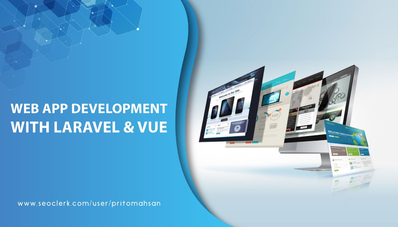 Build Your Web Application with Laravel and Vue
