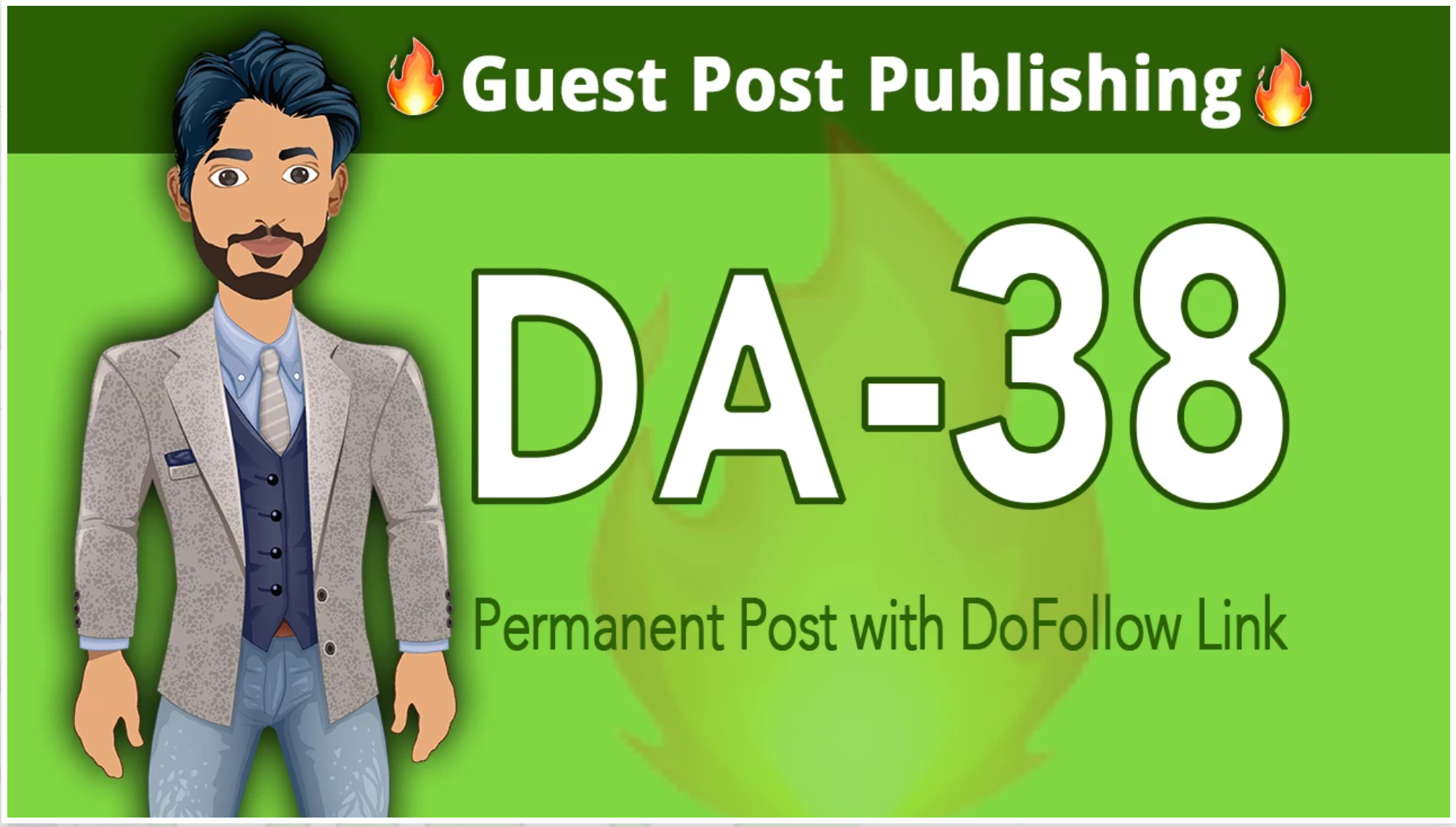 guest post on da 38 blog with dofollow link