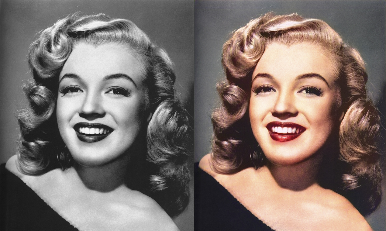 I will realistically colorize your black and white photo