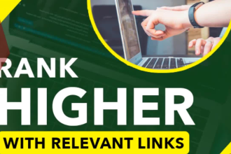 I will do SEO backlinks with blogger outreach for high quality link building service