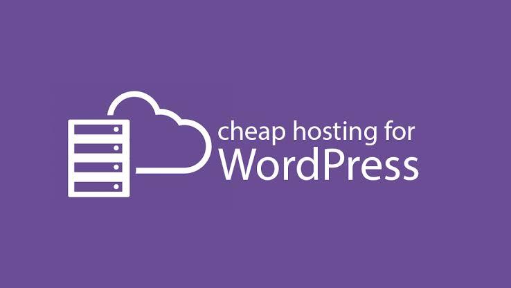 Wordpress web hosting 10 GB space unlimited 1TB brandwidth