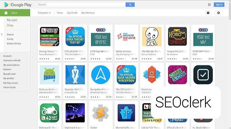 Publish money making app on Google