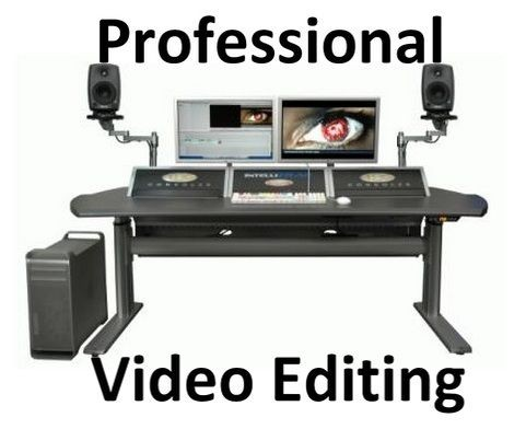 I will design a good video editor