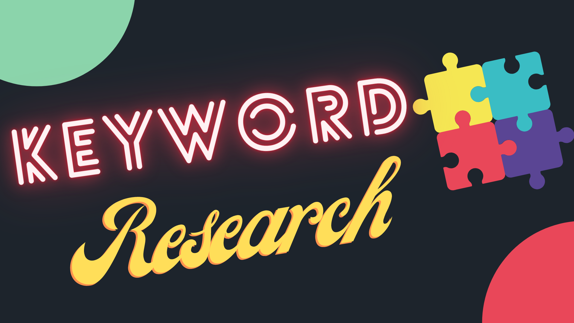 Rank Fast with 30 Keyword Research and 3 Competitor Analysis