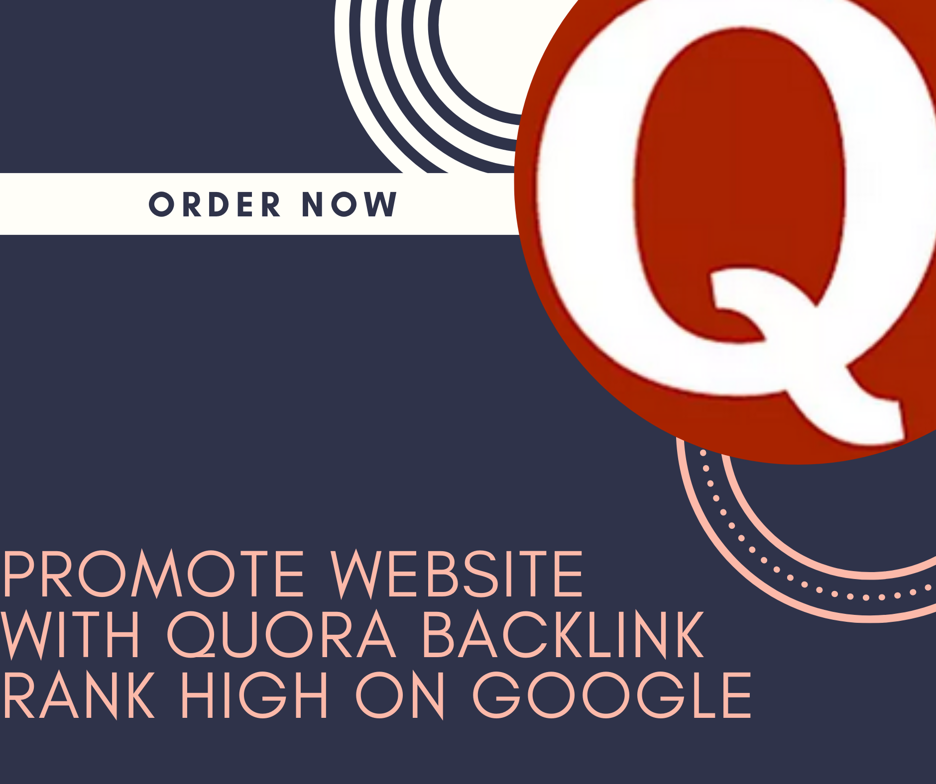 10 Niche Related HQ Quora Answers with Backlink