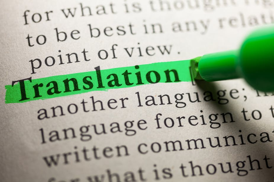 Translation from Chinese to Indonesia,  English to Indonesia /Bahasa