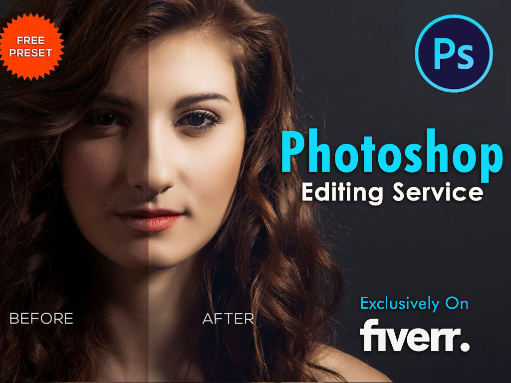 I will do any photoshop edit and retouching within 5 hours