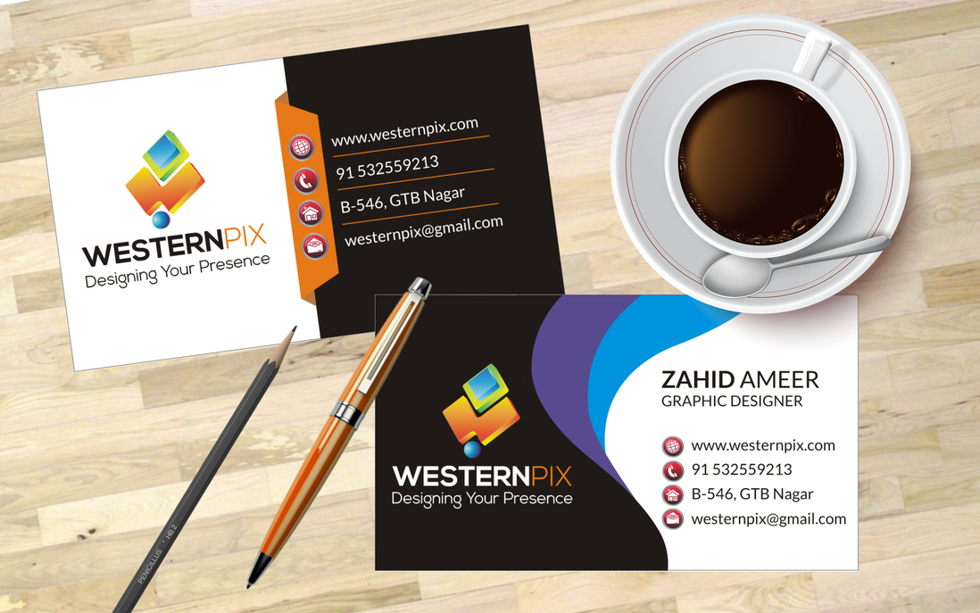 I will design unique, professional, and lucid Business Cards