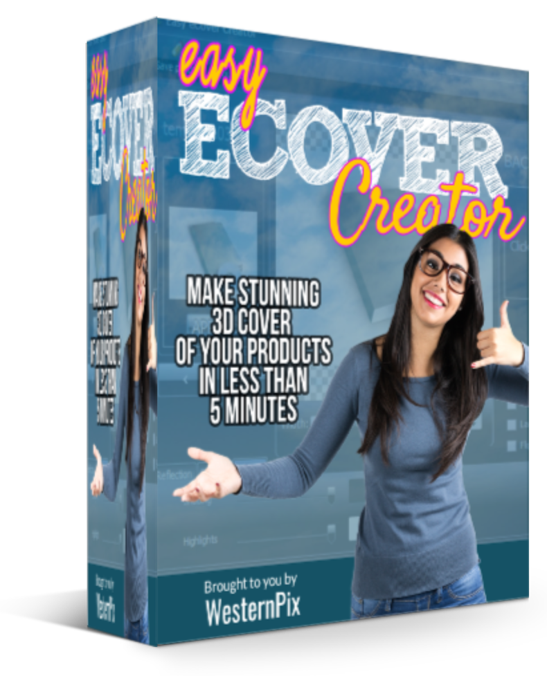 Easy Ecover Creator with Resell Rights