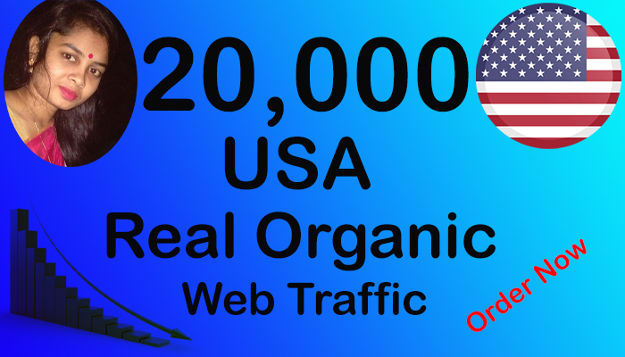 Get 20,000 USA Website Traffic Within 4 Days