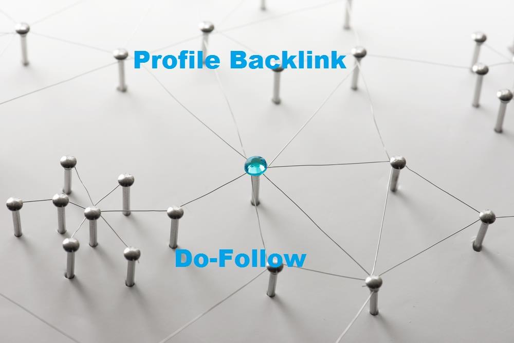 300+ Profile Backlink Social Networks Mix DoFollow