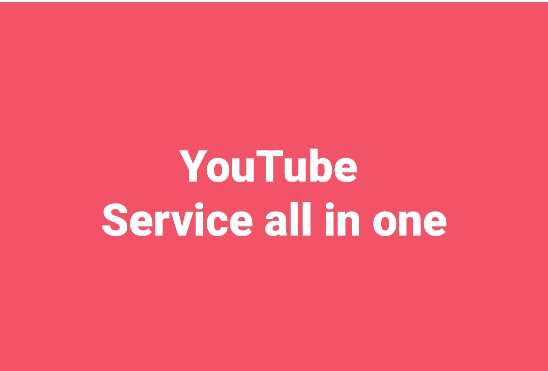 Super social promotion youtube promotion HQ and fast delivery