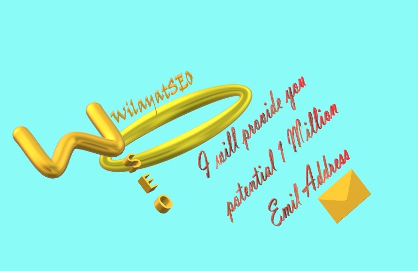 I will send you 1 Million UK email list for marketing purpose