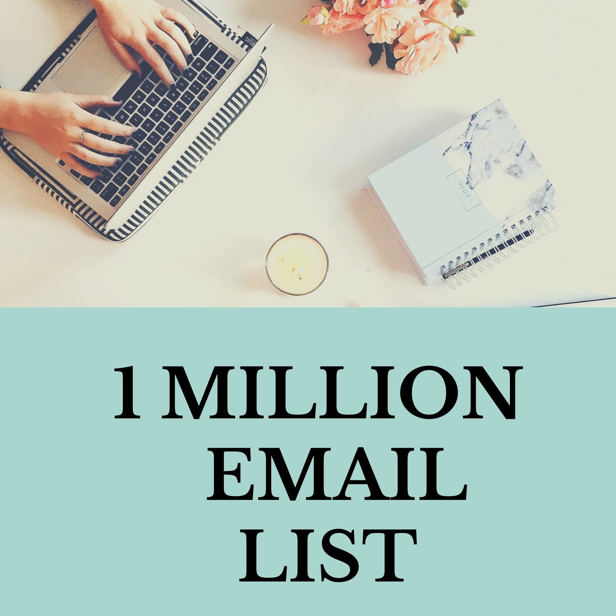 1 Million Email list for product and Email marketing