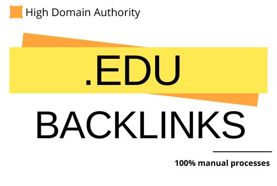 I will make 40 PR9 + 20 EDU & GOV Backlinks From Big Universities Website For Cheap Price